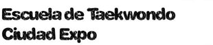 Escuela de Taekwondo – Ciudad Expo